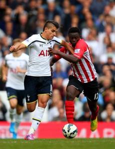 Erik+Lamela+Tottenham+Hotspur+v+Southampton+LdGHbRiHL3Ol