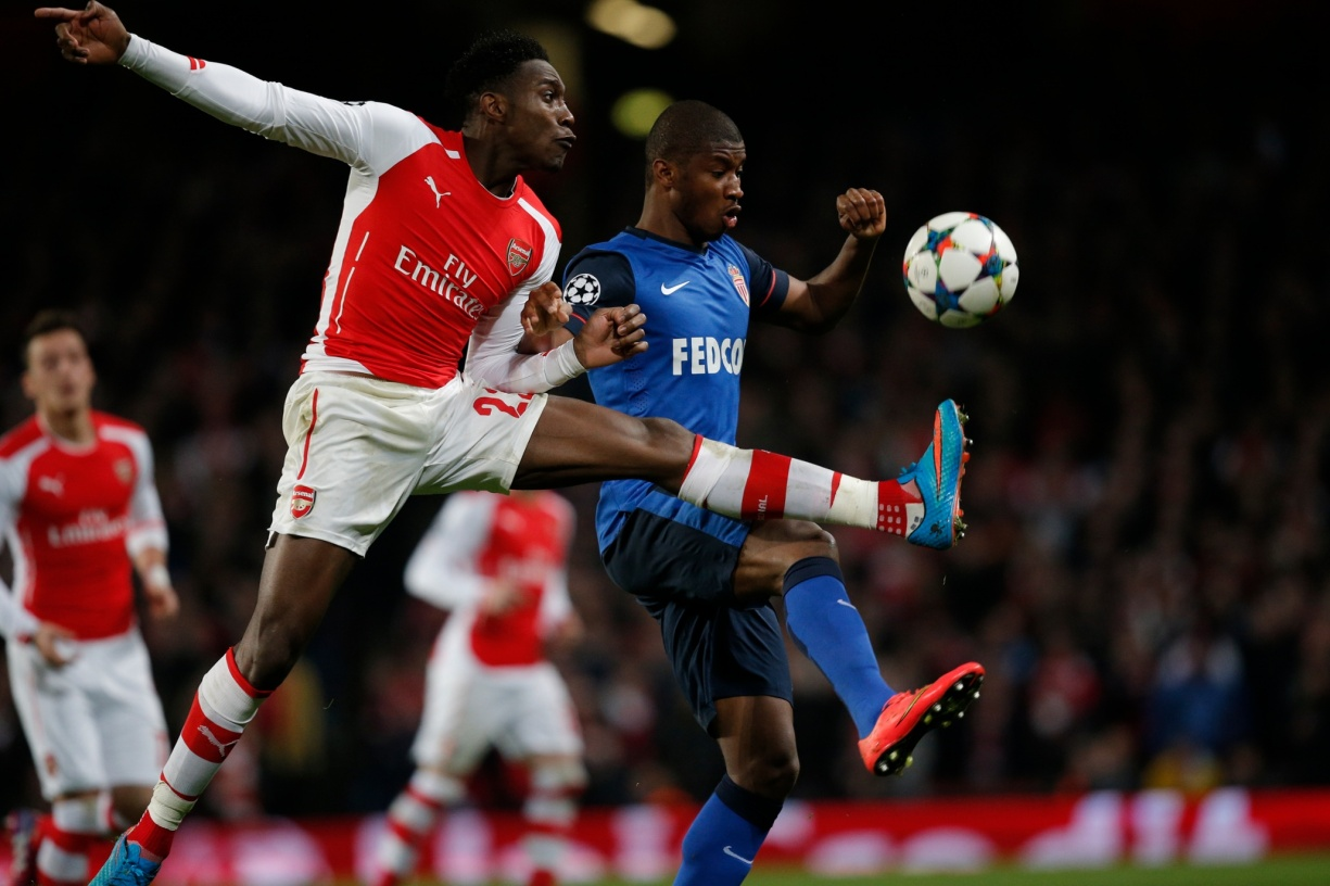 Champions League Preview Monaco Vs Arsenal F Comme Football