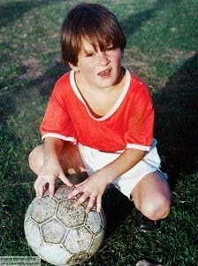Lionel-Messi-Childhood