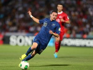 FOOTBALL : France vs Turquie - Coupe du Monde U20 - Gaziantep - 02/07/2013