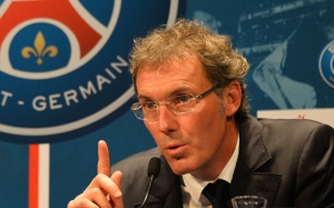 Laurent Blanc unfazed by not being Paris Saint-Germain first choice manager - video