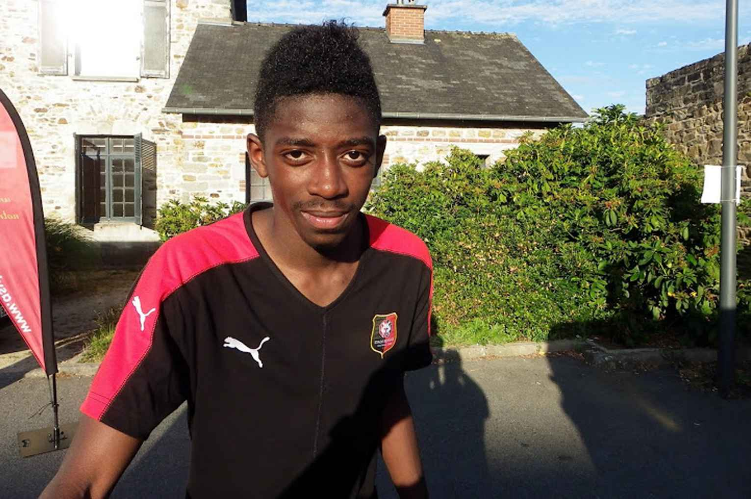 A Star Is Born Ousmane Dembélé Rennes – F me Football