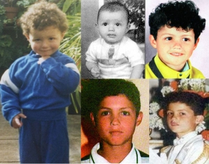 Cristiano-Ronaldo-Childhood-pic1